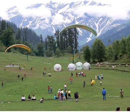 manali pilgrimage Tour Packages